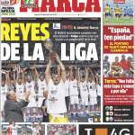 Marca: Ancelotti benedice Morata e Jesé