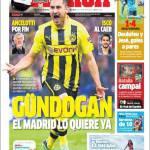 Marca: Il Madrid vuole Gundogan