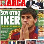 """Marca: """"Sono un altro Iker"""""""