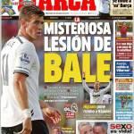Marca: La misteriosa lesione di Bale