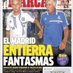 Marca: Il Real Madrid sotterra i fantasmi