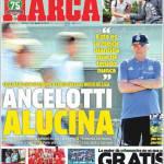 Marca: Ancelotti estasiato