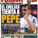 Marca: il Chelsea tenta Pepe