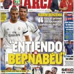 "Marca: ""Capisco il Bernabeu"""