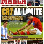 Marca: CR7 al limite