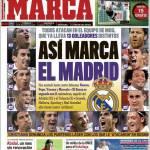 Marca: Così segna il Real Madrid