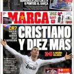 Marca: Cristiano Ronaldo e altri 10