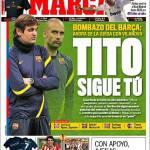 Marca: Tito continua tu