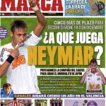 Marca: Che gioco fa Neymar?
