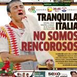Marca: Tranquilla Italia, non portiamo rancore