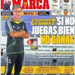 """Marca, Mourinho: """"Giocare bene o vincere? Se non si gioca bene non si vince"""""""