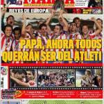 Marca: Ora tutti vogliono essere dell'Atletico