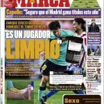 """Marca: """"Ujfalusi è un giocatore pulito"""""""