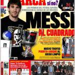Marca: Messi al quadrato