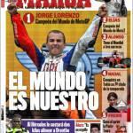 """Marca: Mourinho """"Vorrei che Zidane affiancasse me e non il presidente Florentino Perez"""""""