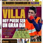 Marca: Il Real Madrid innamorato di Nilmar