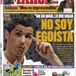 """Marca: Ronaldo """"Non sono egoista"""""""