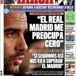 Marca: Mourinho difende Benzema ricordando Villa