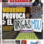 Marca: Mourinho provoca un orgasmo