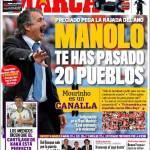 """Marca: """"Mourinho è una canaglia"""""""