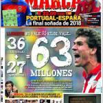 Marca: Llorente vale 63 milioni