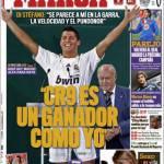 """Marca: Di Stefano """"Cristiano Ronaldo mi assomiglia come calciatore"""""""