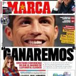 """Marca: Cristiano Ronaldo """"Vinceremo"""""""