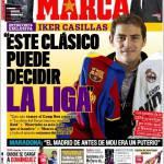 """Marca: Casillas """"Questo Clasico può decidere la Liga"""""""