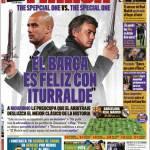 """Marca: Mourinho """"Il Barcellona è felice con Iturralde"""""""
