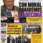 Marca: Ramos in riunione con Mourinho per superare la crisi