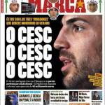 Marca: O Cesc, O Cesc, O Cesc