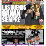 """Marca: Casillas """"I bravi vincono sempre"""""""