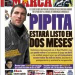 """Marca: """"Pipita tornerà tra due mesi"""""""