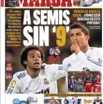 Marca: In semifinale senza il nove