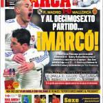 Marca: E alla sedicesima partita segnò