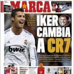 Marca: Iker ha cambiato Cristiano Ronaldo