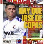 Marca: Osasuna-Real Madrid 1-0