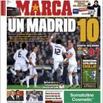 Marca: Un Madrid da 10