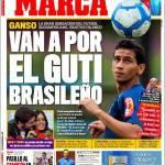 Marca: Mercato Real, si punta sul Guti brasiliano