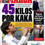 Marca: 45 milioni per Kakà