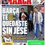 Marca: Ultimatum del Real Madrid a Pepe
