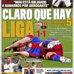 Marca: Chiaramente si è riaperta la Liga