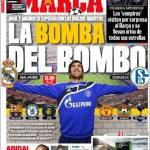Marca: Cristiano Ronaldo vuole giocare il derby