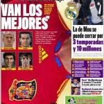 """Marca: """"Il contratto di Mou si può chiudere per 10 milioni di euro per tre anni"""""""