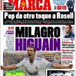 Marca: Miracolo Higuain
