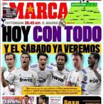 Marca: Il Barcellona aspetta il Real in semifinale