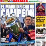 Marca: Il Real compra un campione