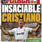 Marca: Insaziabile Ronaldo