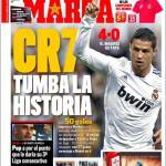 Marca: Cristiano Ronaldo nella storia