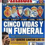 Marca: Ronaldo vuole arrivare a 40